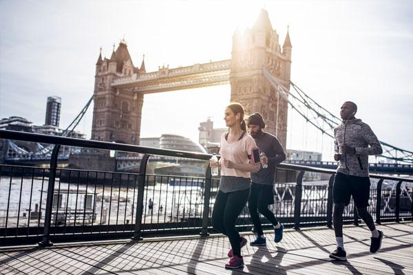 X4 Group City vs Wharf 5k Run raises £1,455 for Crohn's and Colitis UK banner